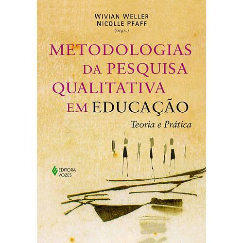 Livro - Metodologias da Pesquisa Qualitativa em Educação