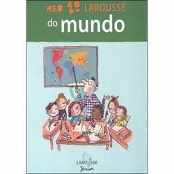 Livro - Meu 1º Larousse do Mundo