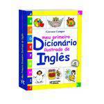 Livro Meu Primeiro Dicionário Ilustrado de Inglês