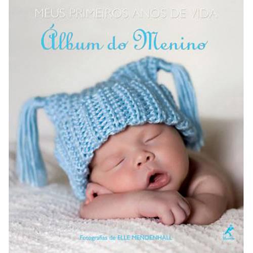 Livro - Meus Primeiros Anos de Vida - Álbum do Menino