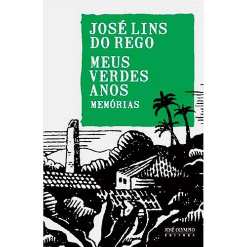 Livro - Meus Verdes Anos - Memórias