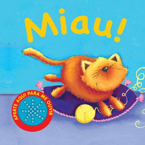 Livro - Miau!