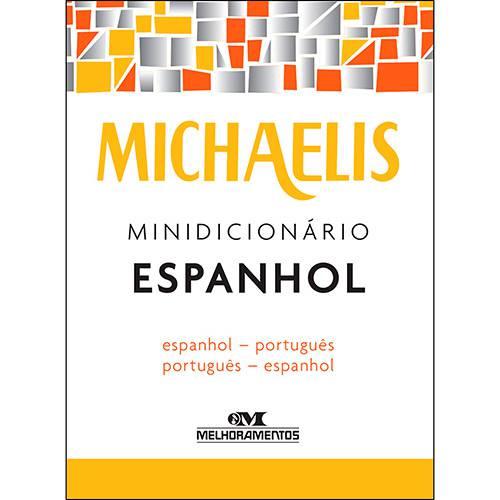 Livro - Michaelis Minidicionário Espanhol
