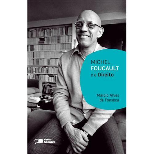 Livro - Michel Foucault e o Direito