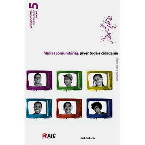 Livro - Mídias Comunitárias, Juventude e Cidadania