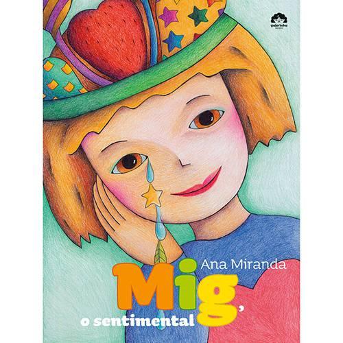 Livro - Mig, o Sentimental