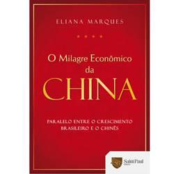 Livro - Milagre Econômico da China, o