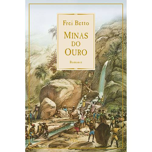 Livro - Minas do Ouro