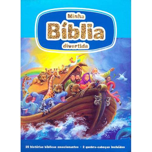 Livro - Minha Bíblia Divertida
