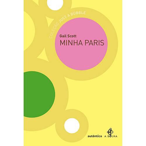 Livro - Minha Paris