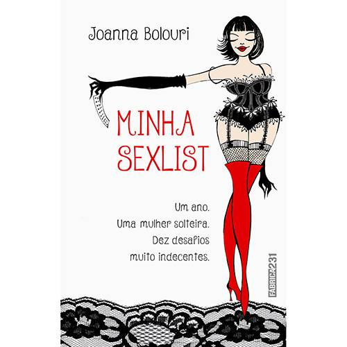 Livro - Minha Sexlist
