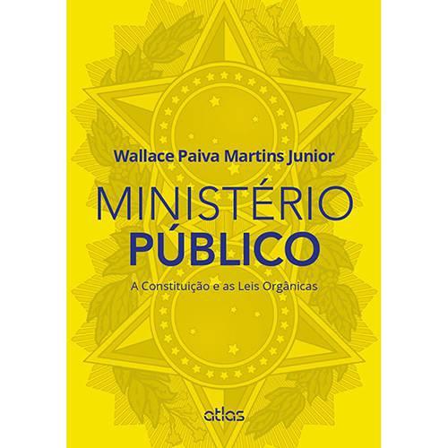 Livro - Ministério Público
