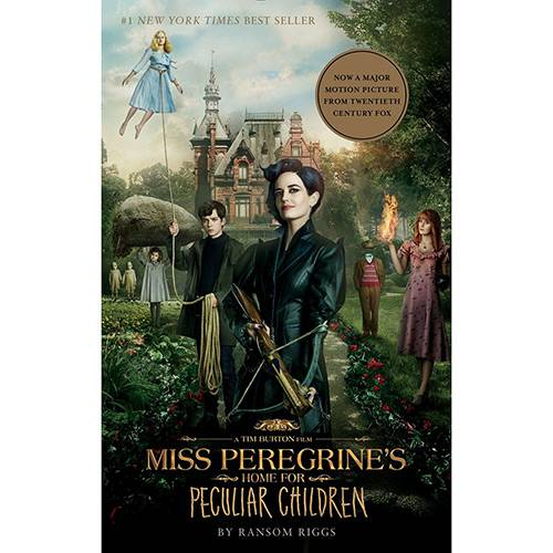 Livro - Miss Peregrine's Home For Peculiar Children