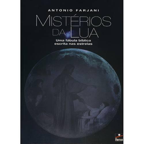 Livro - Mistérios da Lua