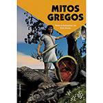 Livro - Mitos Gregos: Coleção Mitos em Quadrinhos