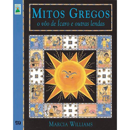 Livro - Mitos Gregos: o Voo de Ícaro e Outras Lendas