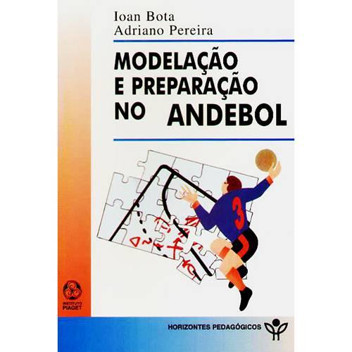 Livro - Modelação e Preparação no Andebol
