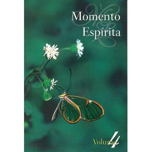 Livro - Momento Espírita - Vol. 4