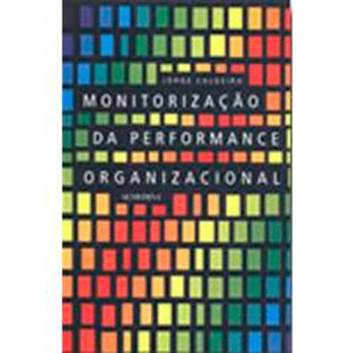 Livro - Monitorização da Performance Organizacional