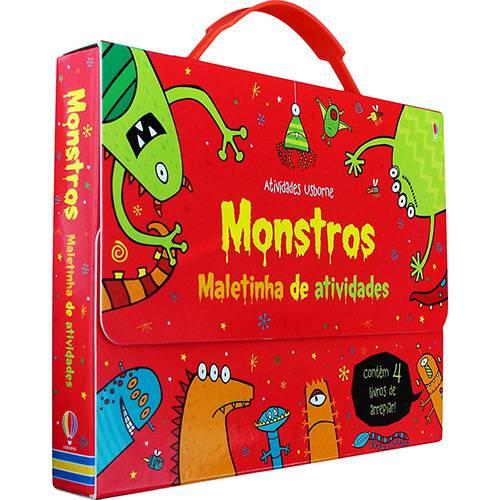 Livro - Monstros: Maletinha de Atividades