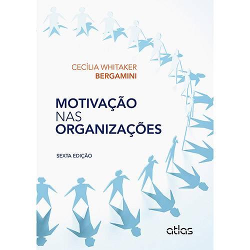 Livro - Motivação Nas Organizações