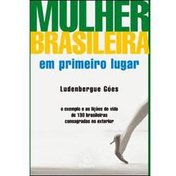 Livro - Mulher Brasileira em Primeiro Lugar