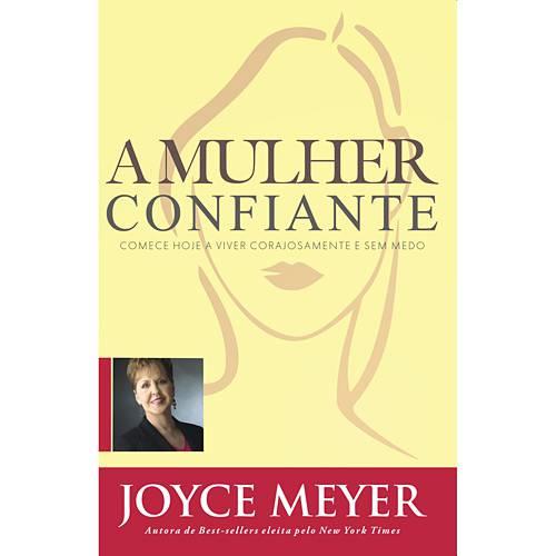 Livro - Mulher Confiante, a