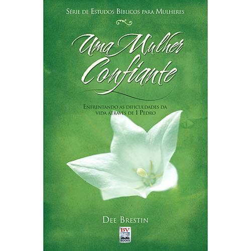 Livro - Mulher Confiante, uma