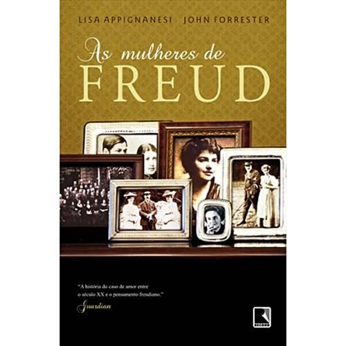 Livro - Mulheres de Freud, as