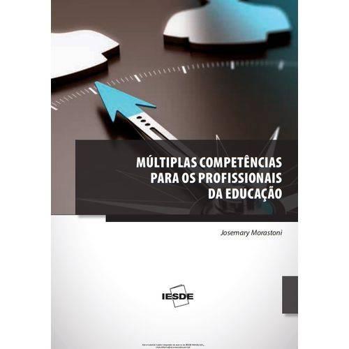 Livro: Múltiplas Competências para Profissionais da Educação
