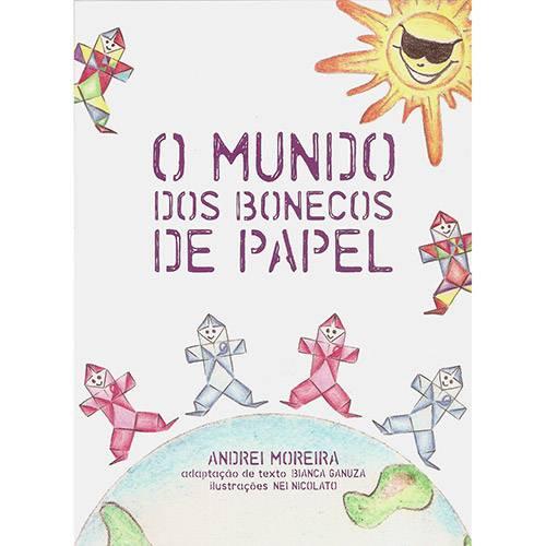 Livro - Mundo dos Bonecos de Papel, o