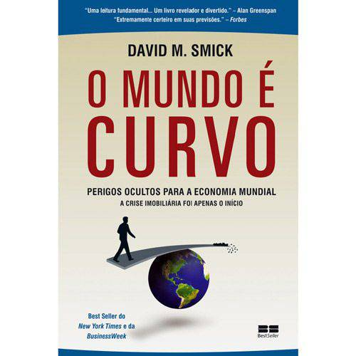 Livro - Mundo é Curvo, o