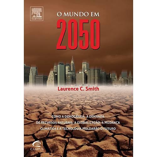 Livro - Mundo em 2050, o