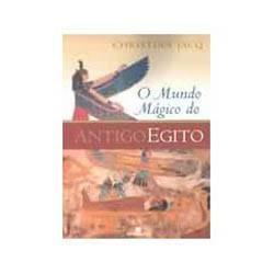 Livro - Mundo Magico do Antigo Egito, o