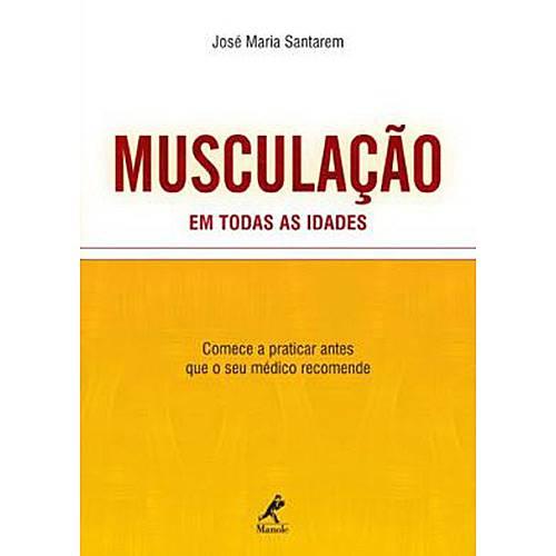 Livro - Musculação em Todas as Idades