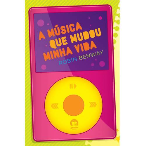 Livro - Música que Mudou a Minha Vida, a