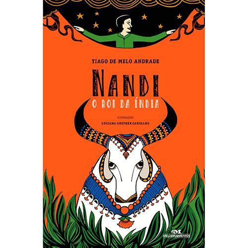 Livro - Nandi: o Boi da Índia