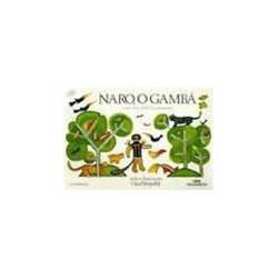 Livro - Naro, o Gamba