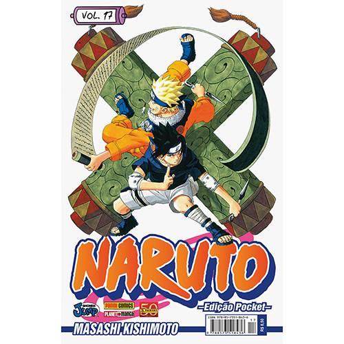 Livro - Naruto: Edição Pocket - Vol.17