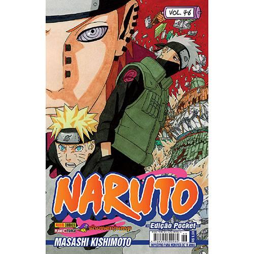 Livro - Naruto: Edição Pocket - Vol.46