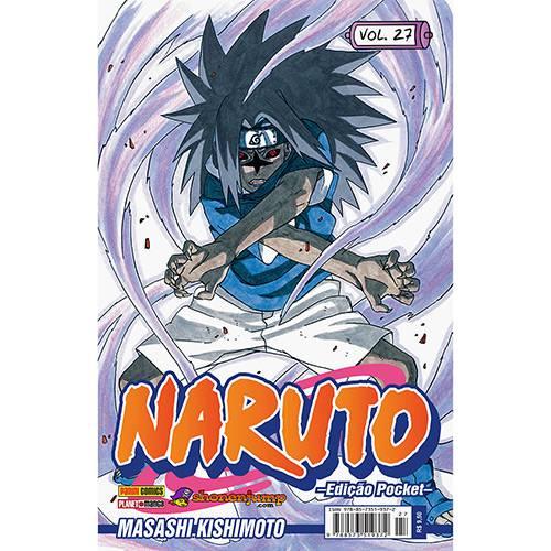 Livro - Naruto: Edição Pocket - Vol.27