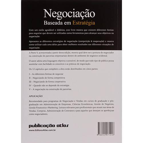 Livro - Negociação Baseada em Estratégia