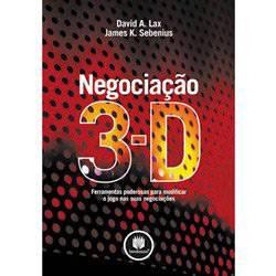 Livro - Negociação 3-D