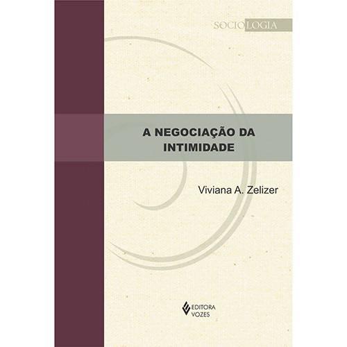 Livro - Negociação da Intimidade, a