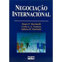 Livro - Negociaçao Internacional