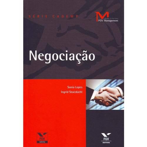 Livro - Negociação