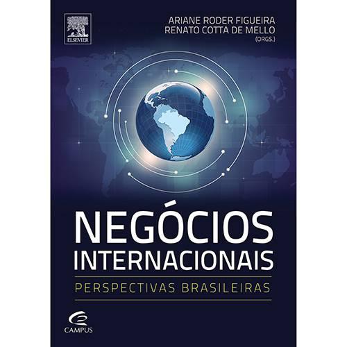 Livro - Negócios Internacionais: Perspectivas Brasileiras