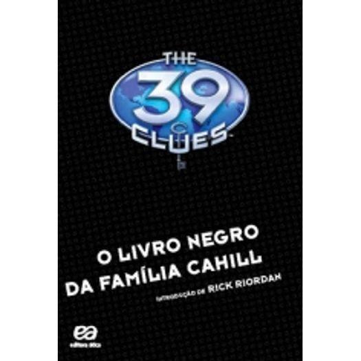 Livro Negro da Família Cahill, o