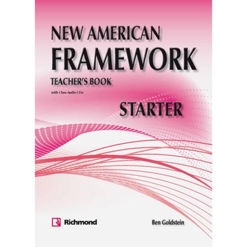Livro - New American Framework Starter: Teacher's Book