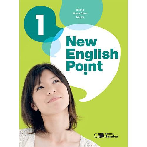Livro - New English Point 1